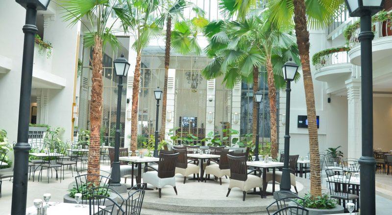 Garden Restaurant 1