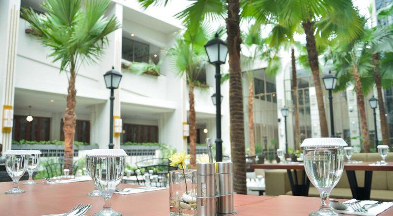 Garden Restaurant 3