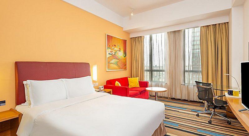 Holiday Inn Express Shanghai Wujiaochang (3)