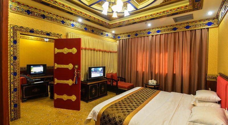 Lhasa Gang-Gyan Hotel Tibet (11)