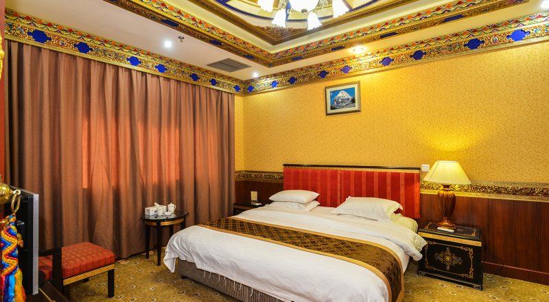 Lhasa Gang-Gyan Hotel Tibet (4)