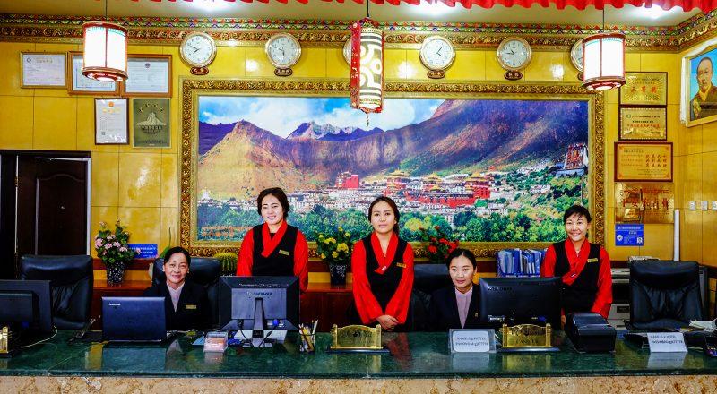 Lhasa Gang-Gyan Hotel Tibet (5)