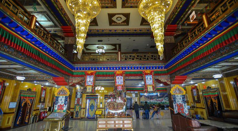 Lhasa Gang-Gyan Hotel Tibet (7)