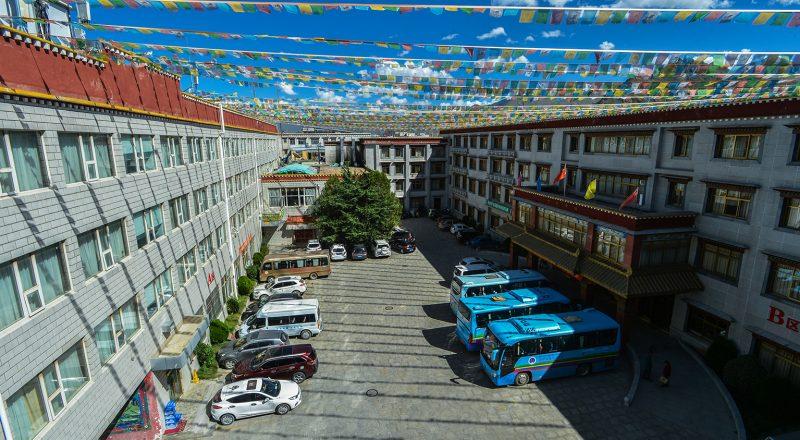 Lhasa Gang-Gyan Hotel Tibet (8)