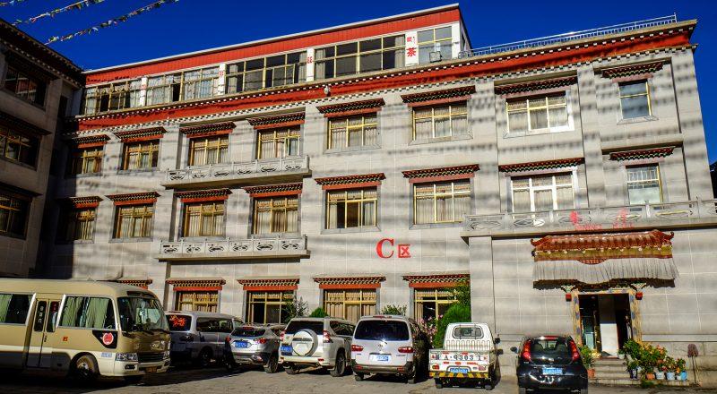 Lhasa Gang-Gyan Hotel Tibet (9)