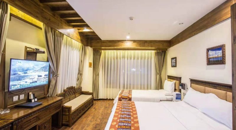 Lhasa Shellong Manor (2)
