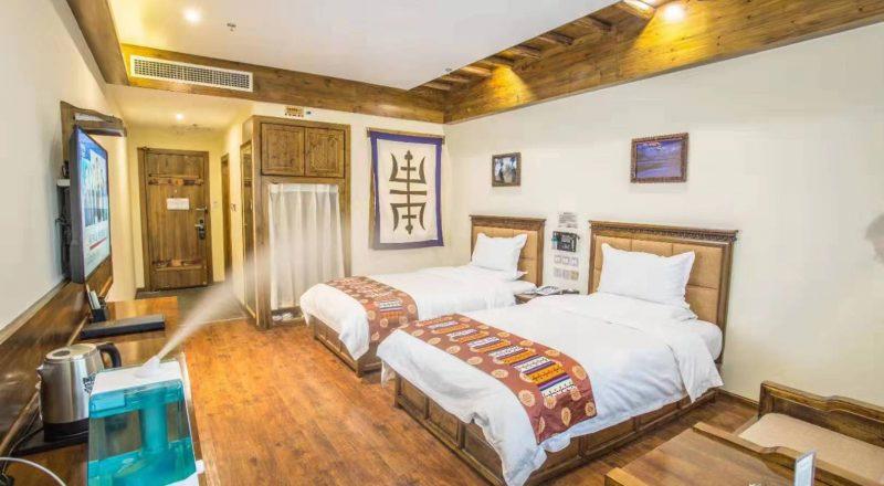 Lhasa Shellong Manor (3)