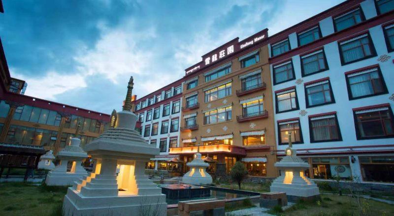 Lhasa Shellong Manor (4)