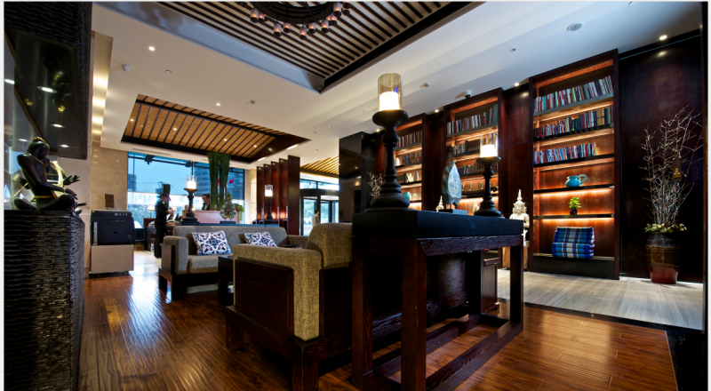 SSAW Boutique Hotel ShanghaiHongkou (4)