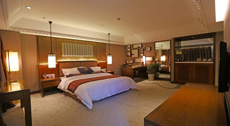 Shigatse Qomo Langzong Hotel (1)